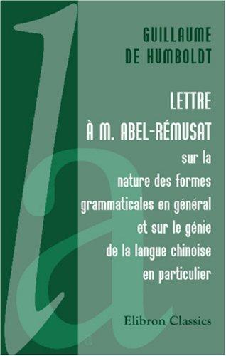 Download Lettre à M. Abel-Rémusat