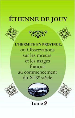Download L\'hermite en province
