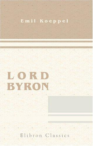 Download Lord Byron