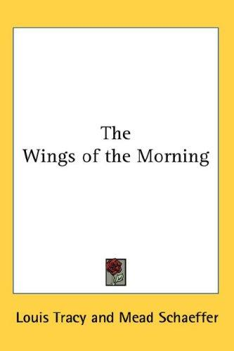 Download The Wings of the Morning