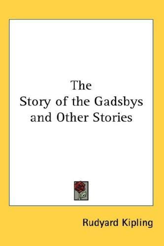 Download The Story of the Gadsbys and Other Stories