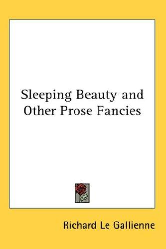 Download Sleeping Beauty and Other Prose Fancies