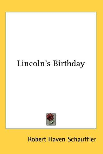 Download Lincoln's Birthday