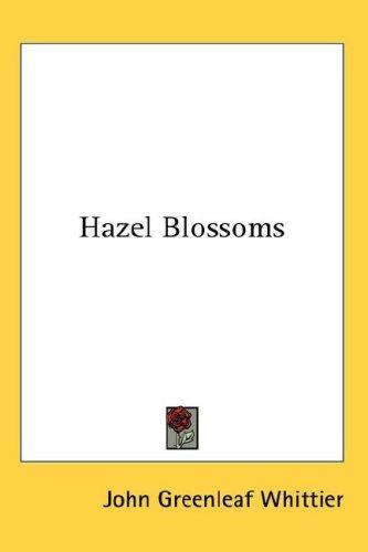 Hazel Blossoms