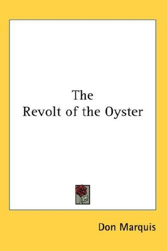 Download The Revolt of the Oyster