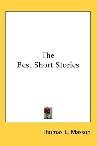Download The Best Short Stories