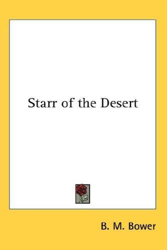 Starr of the Desert