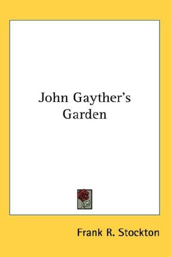 Download John Gayther's Garden