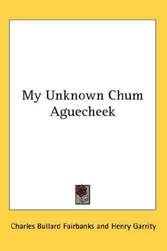 Download My Unknown Chum Aguecheek