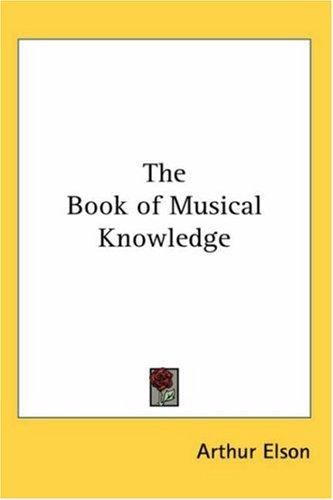 Download The Book of Musical Knowledge