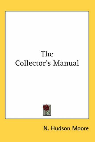 The Collector's Manual