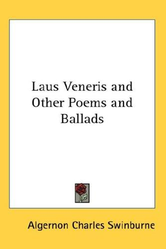 Download Laus Veneris and Other Poems and Ballads
