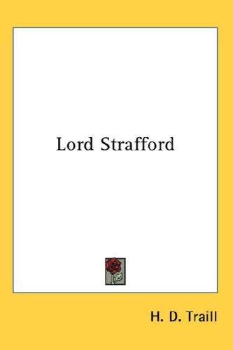 Download Lord Strafford