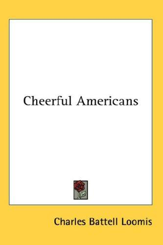 Download Cheerful Americans