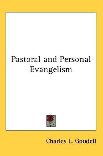 Download Pastoral and Personal Evangelism