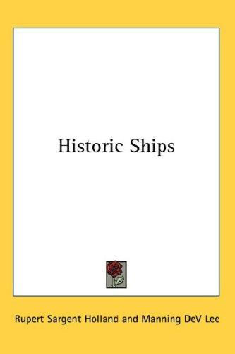 Download Historic Ships