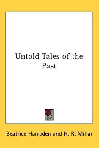 Download Untold Tales of the Past