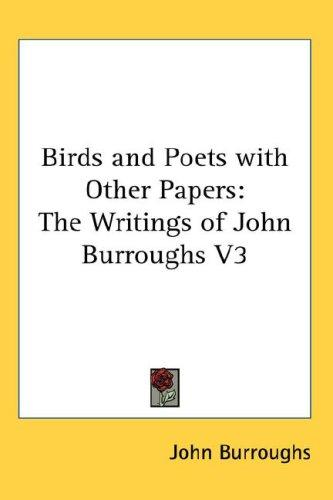 Download Birds and Poets with Other Papers