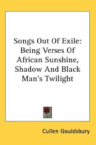 Download Songs Out Of Exile