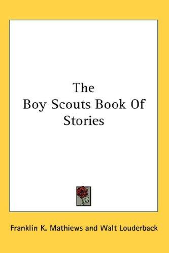 Download The Boy Scouts Book Of Stories