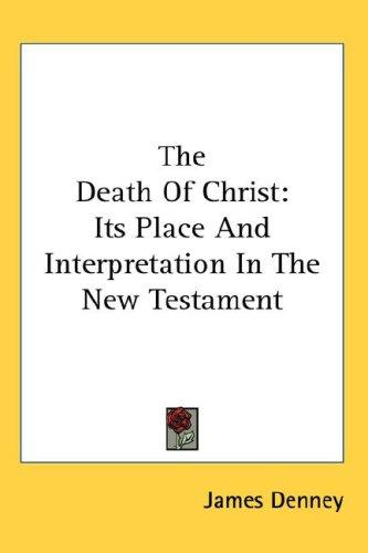 Download The Death Of Christ