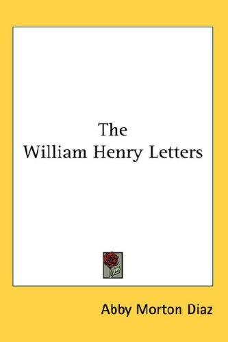 Download The William Henry Letters
