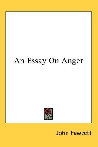 Download An Essay On Anger