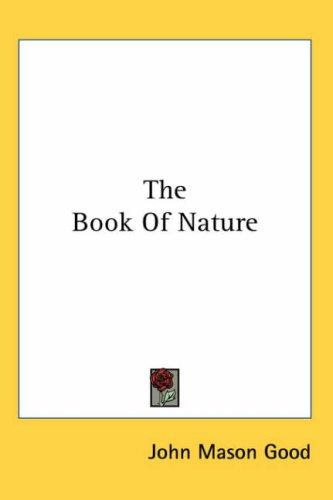 Download The Book Of Nature