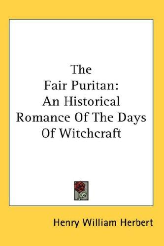 Download The Fair Puritan