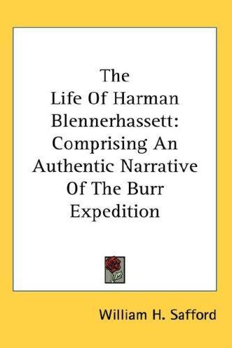 Download The Life Of Harman Blennerhassett