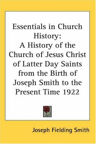 Download Essentials in Church History