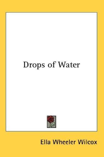 Download Drops of Water