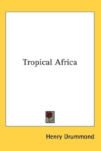 Download Tropical Africa