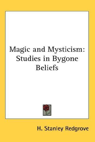 Download Magic and Mysticism