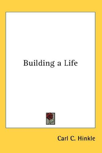 Download Building a Life
