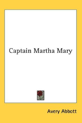 Captain Martha Mary