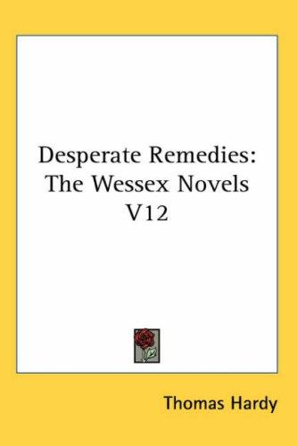 Download Desperate Remedies