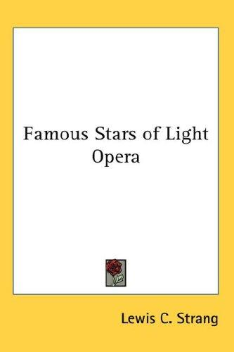 Download Famous Stars of Light Opera