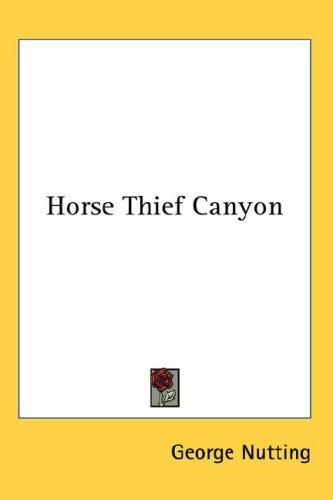 Download Horse Thief Canyon