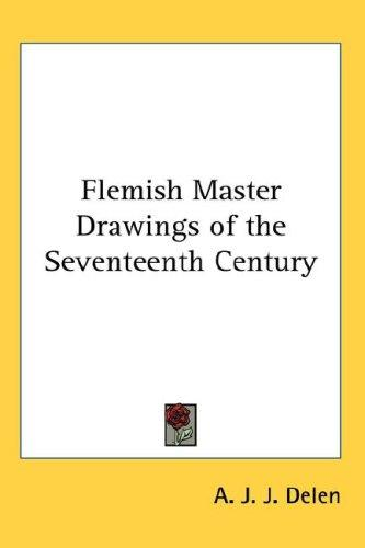 Flemish Master Drawings of the Seventeenth Century