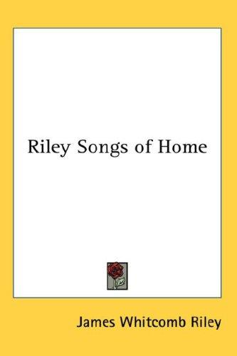 Download Riley Songs of Home