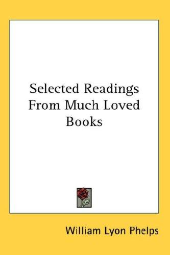 Download Selected Readings From Much Loved Books