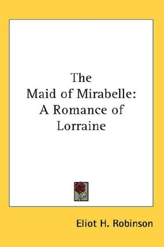 The Maid of Mirabelle