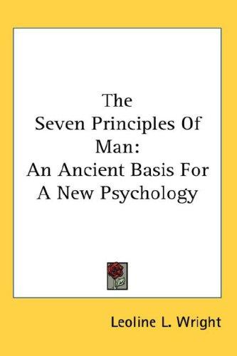 Download The Seven Principles Of Man