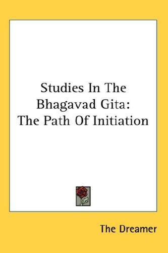 Download Studies In The Bhagavad Gita