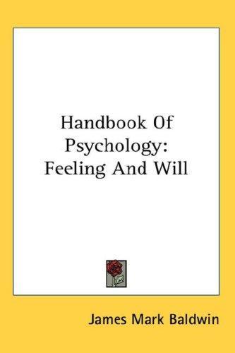 Handbook Of Psychology