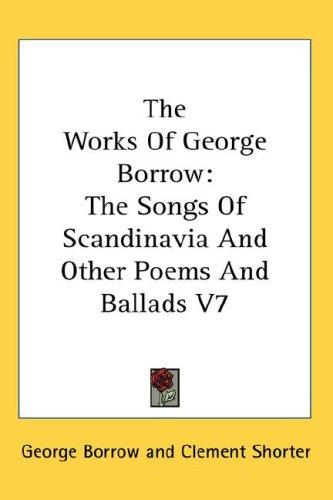Download The Works Of George Borrow
