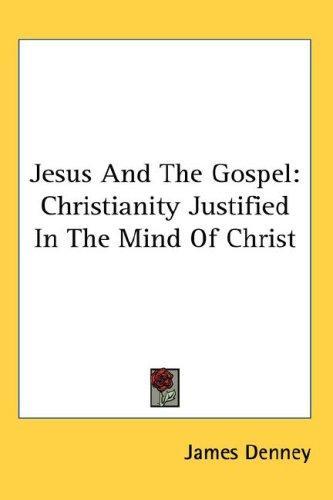 Download Jesus And The Gospel
