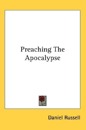 Preaching The Apocalypse