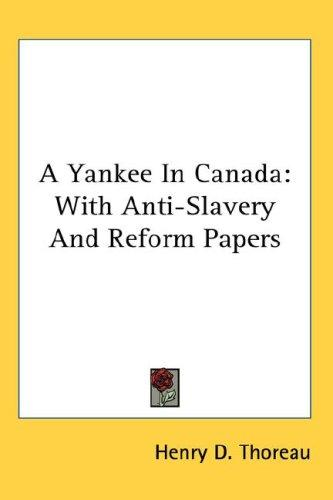 Download A Yankee In Canada